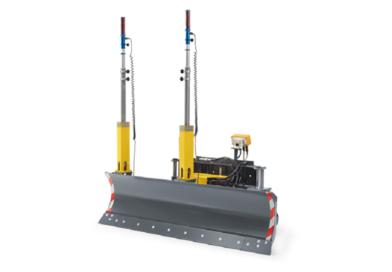 Автоматическое Выравнивание по лазеру по заданным точкам, шнурке или отметкам дорожных оснований и грунта